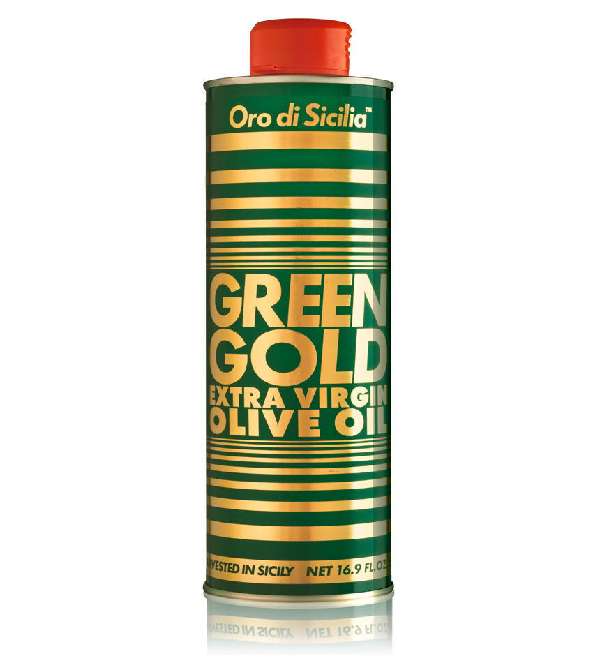 Green Gold Extra Virgin Olive Oil