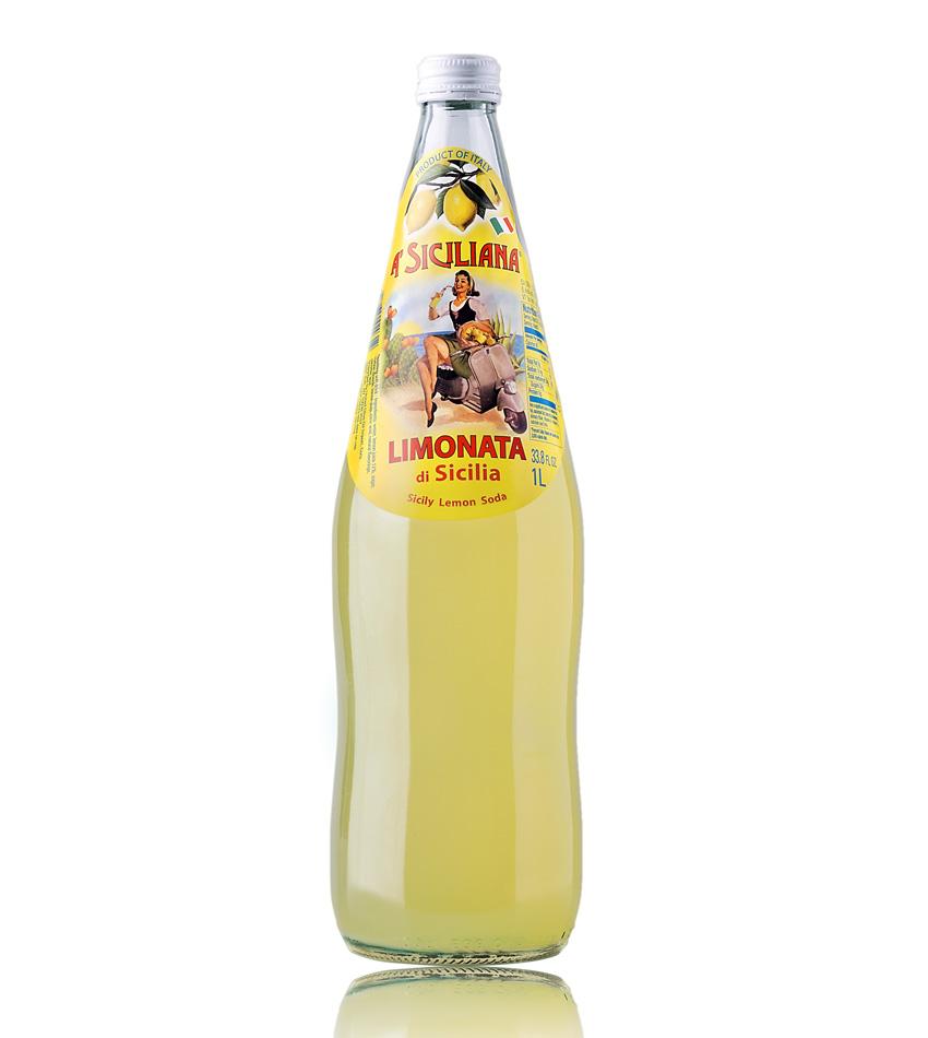 A' Siciliana Sicilian Limonata Soda