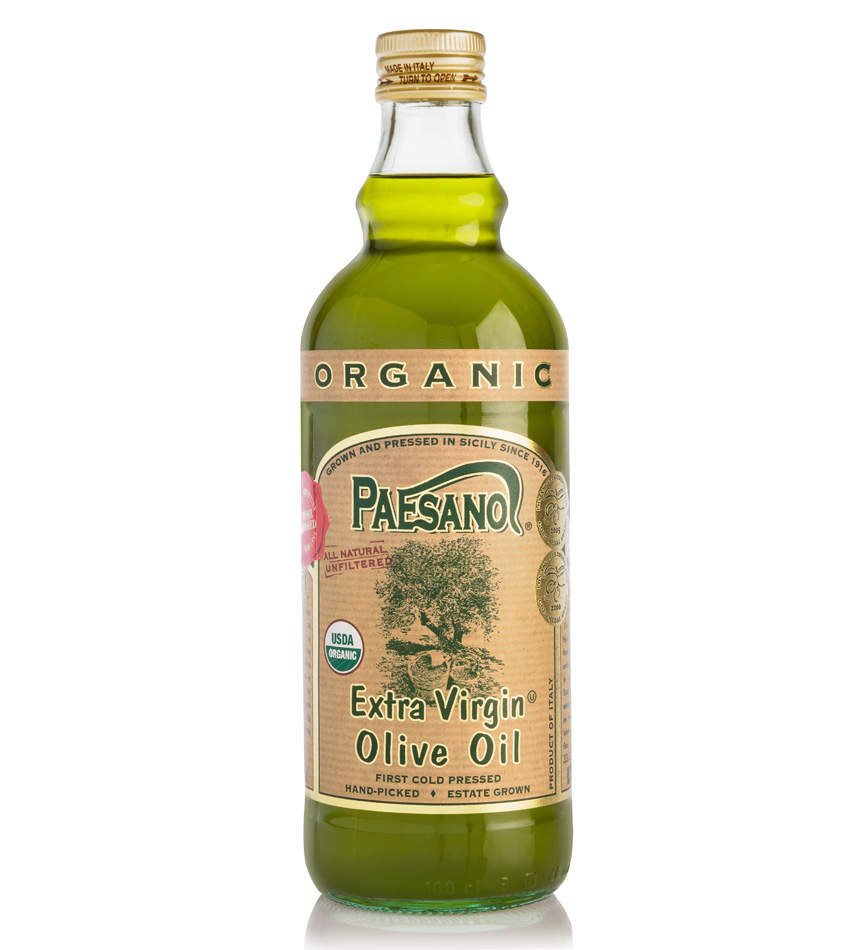 Paesanol USDA ORGANIC UNFILTERED Extra Virgin Olive Oil