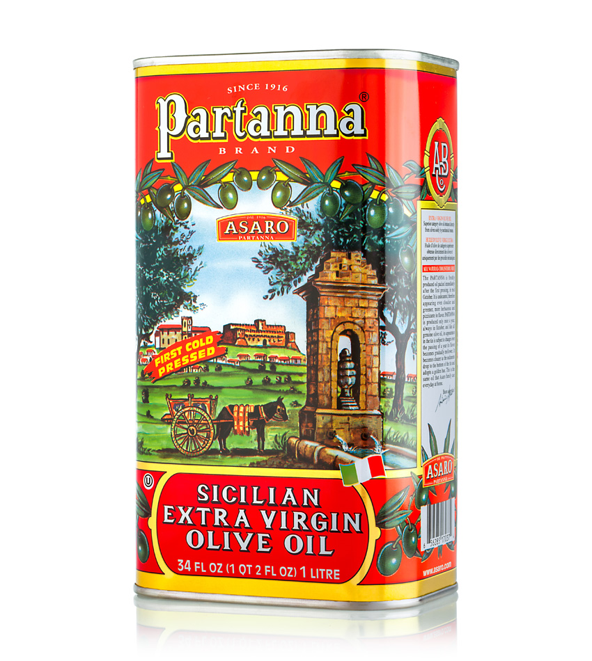 Partanna Specialty Gourmet Extra Virgin Olive Oil
