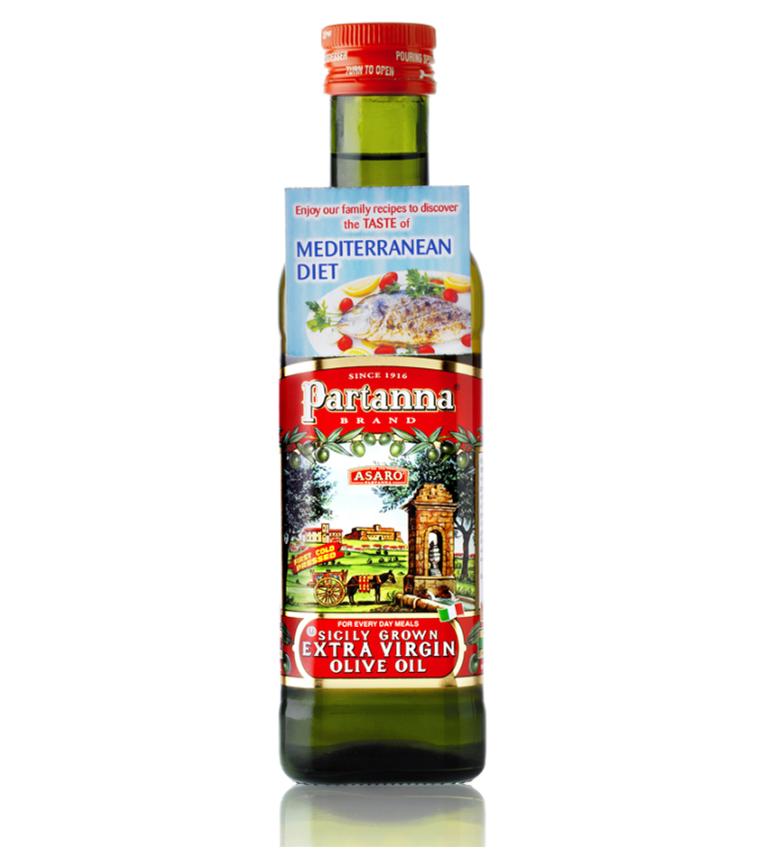 Partanna EVERY DAY Extra Virgin Olive Oil