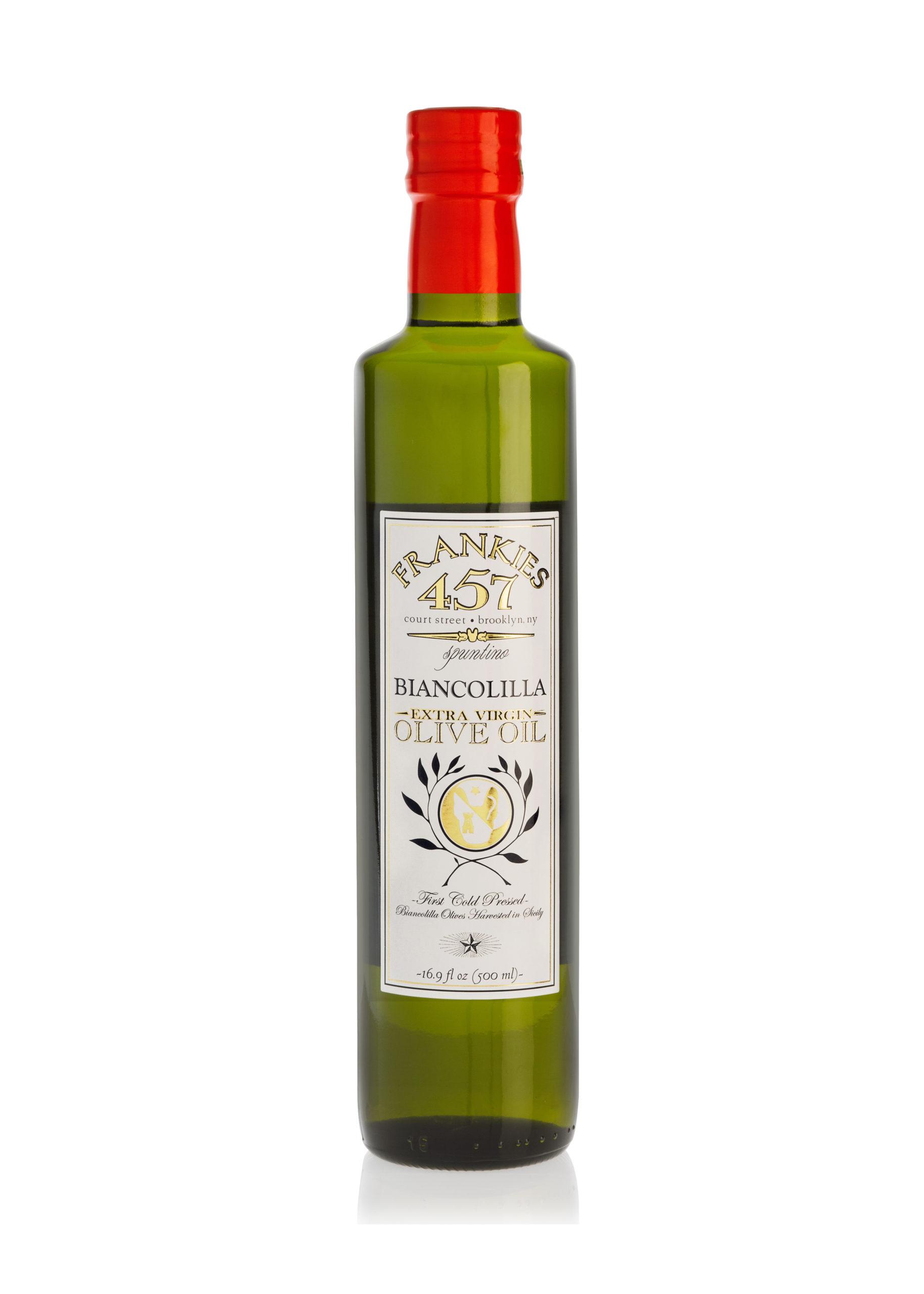 Frankies 457 Spuntino Biancolilla Extra Virgin Olive Oil