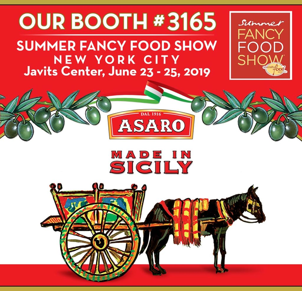 Asaro Fancy Food 2019