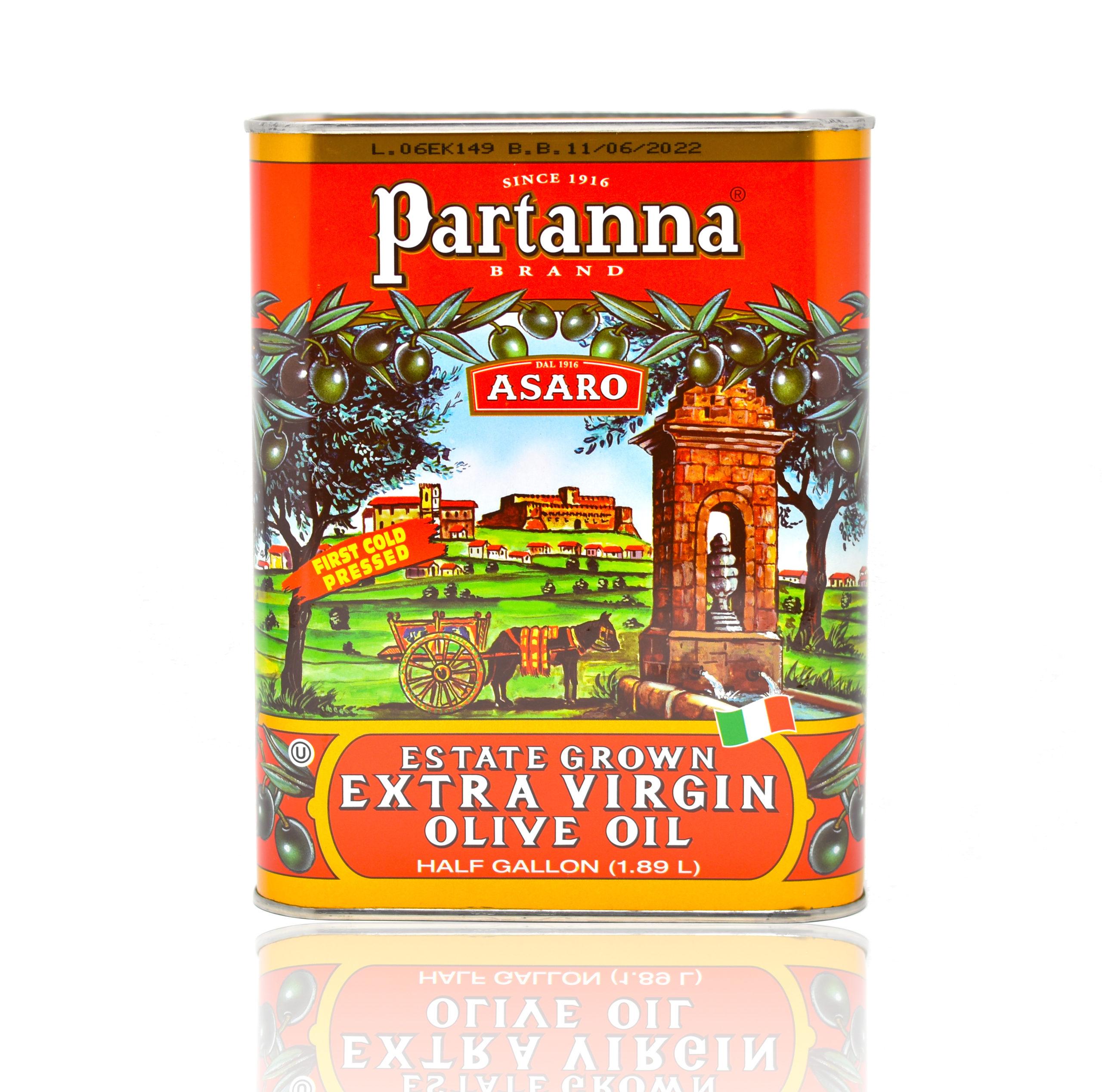 Partanna EVERYDAY Extra Virgin Olive Oil