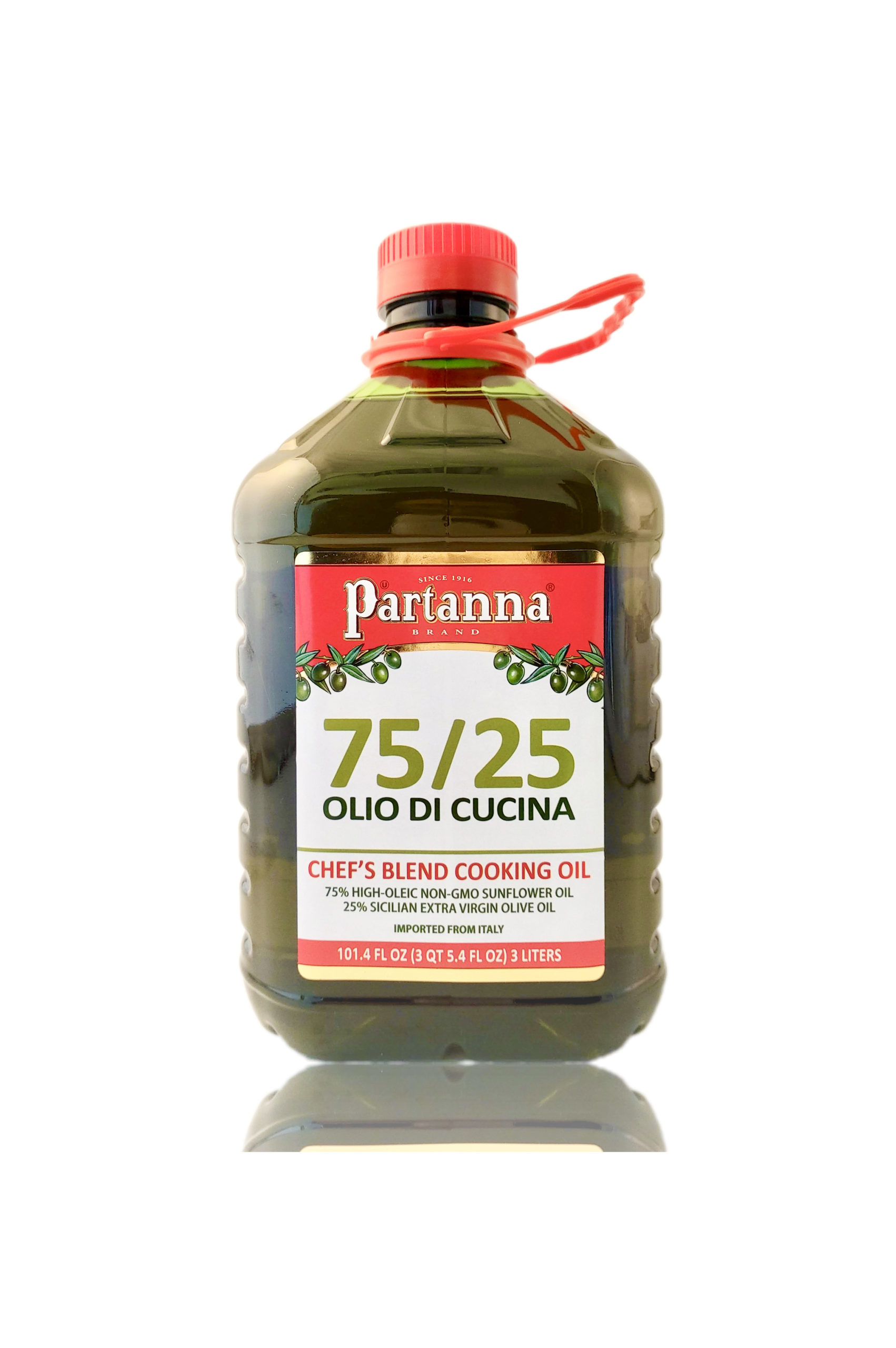Partanna 75/25 Olio di Cucina
