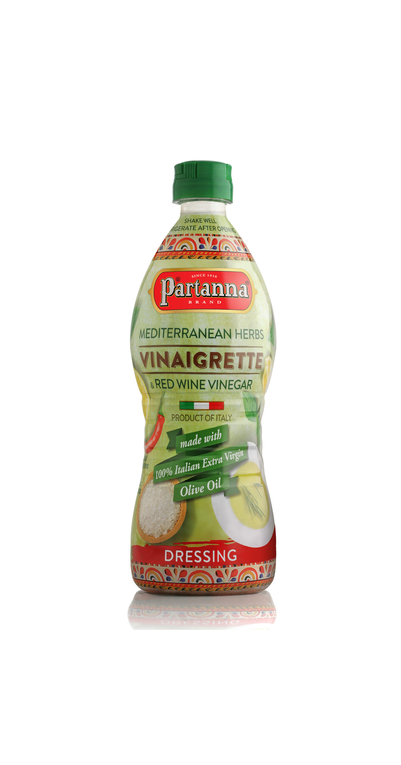 Partanna Mediterranean Herbs Vinaigrette